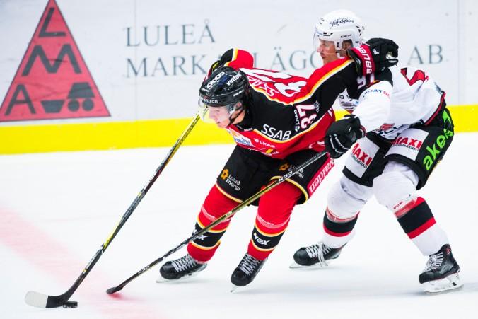 Ishockey, SHL, LuleŒ - Malmš Redhawks
